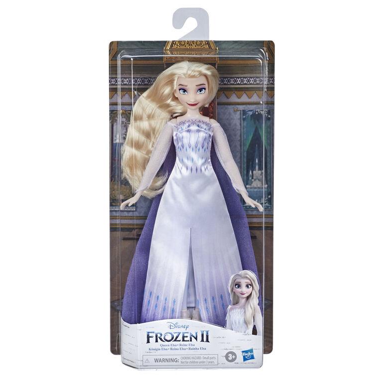 Disney's Frozen 2 Snow Queen Elsa Fashion Doll
