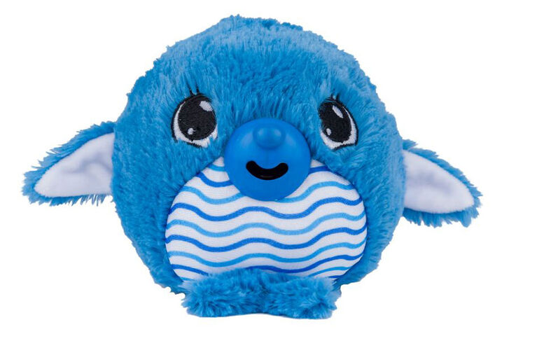 Peluches Mushabelly (couineurs) - Phoque