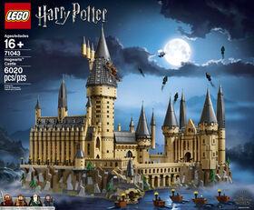 LEGO Harry Potter Le château de Poudlard 71043