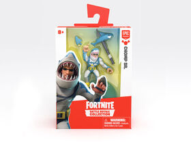 Collection Fortnite Battle Royale: Solo pack -Solo Pack - Chomp Sr