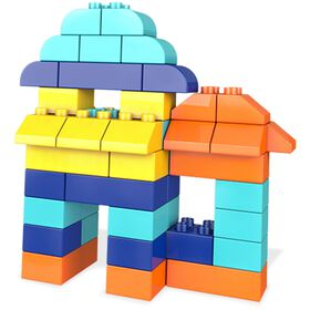 Mega Bloks - Building Basics Let's Build!