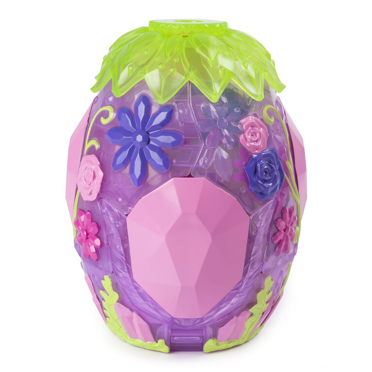 Hatchimals CollEGGtibles, Crystal Canyon Secret Scene Playset with Exclusive Hatchimals CollEGGtible