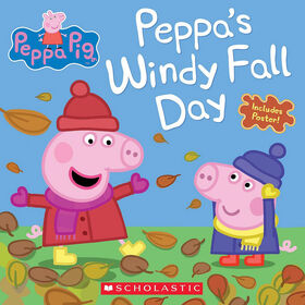 Peppa Pig: Peppa's Windy Fall Day - Édition anglaise