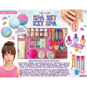 Make It Mine 3-In-1 Spa Set