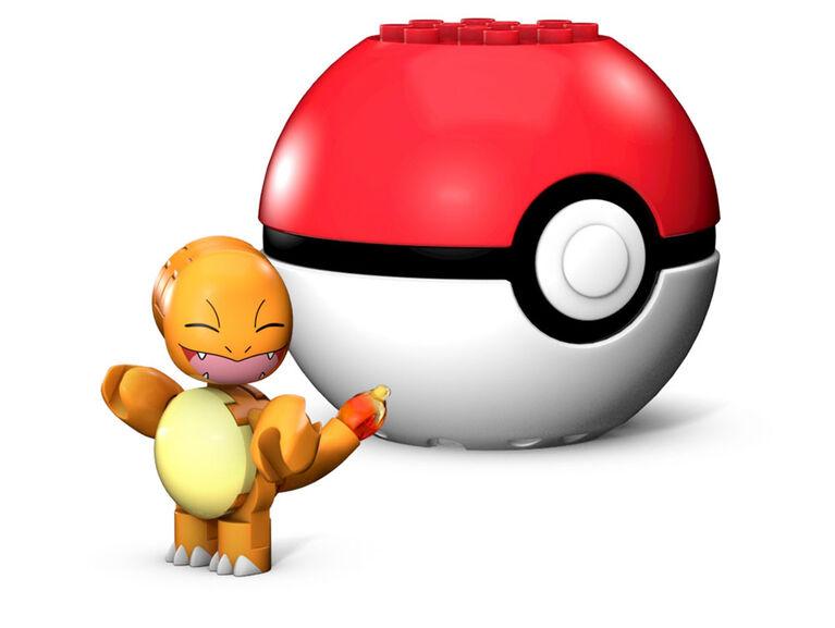 Mega Construx -  Pokémon - Chamander