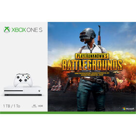Xbox One - Xbox One S 1TB Playerunknown's Battlegrounds Bundle
