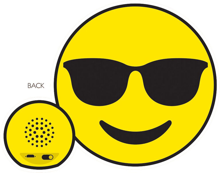 Too Cool Emoji Speaker by Art+Sound