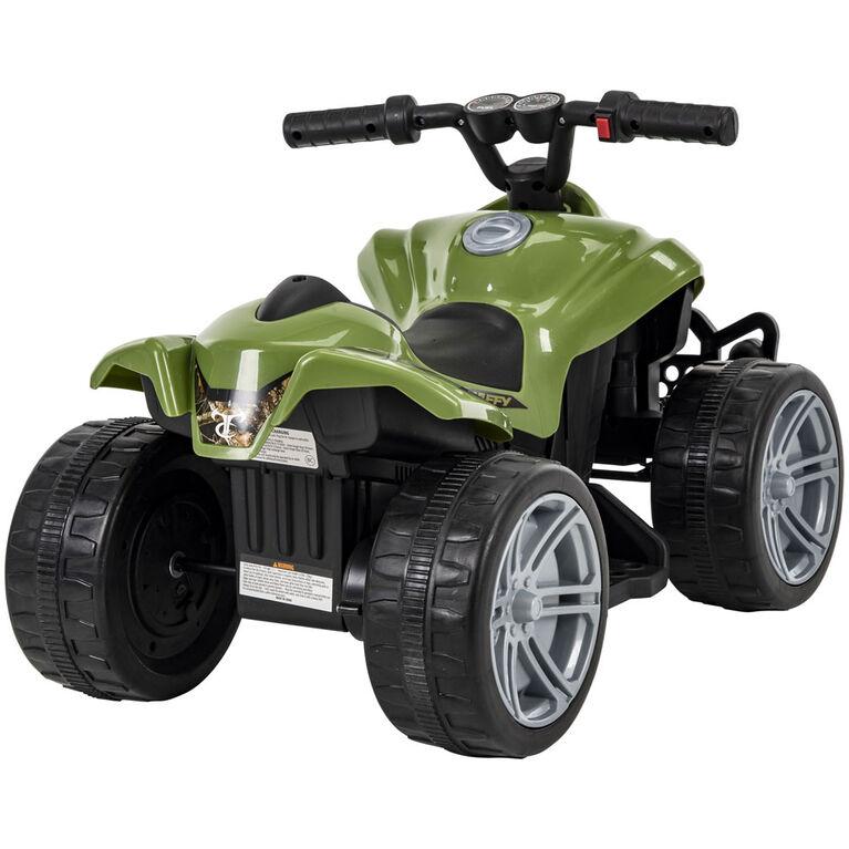 Huffy True Timber Mini Quad - 6V Ride-On Toy