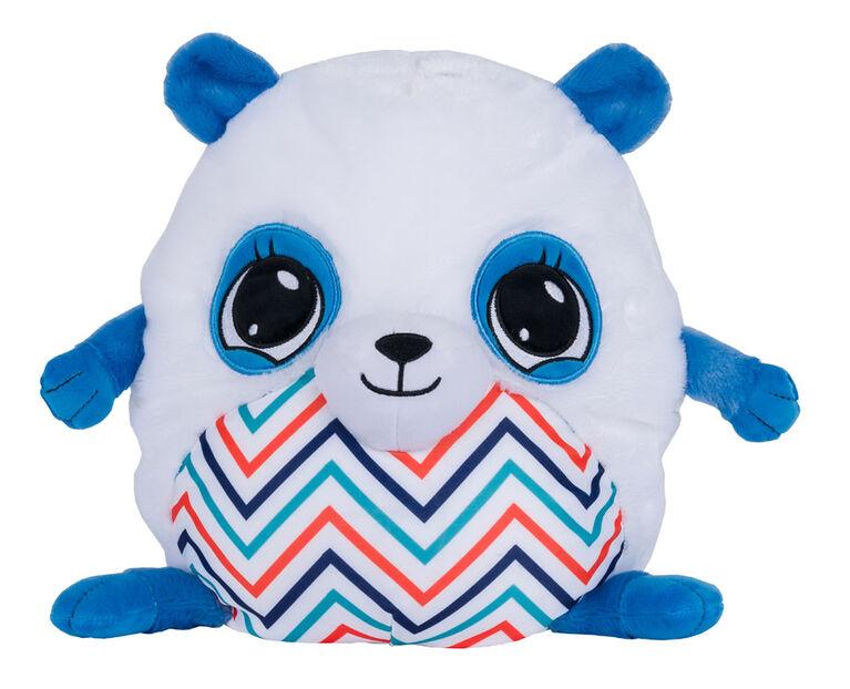 Peluche Mushabelly (grogneurs) - Panda Piper