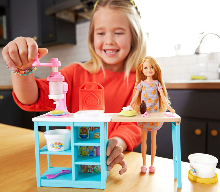Barbie Stacie Breakfast Playset