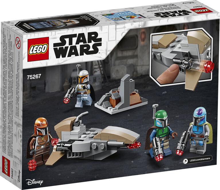 LEGO Star Wars TM Mandalorian Battle Pack 75267