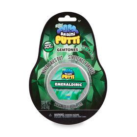 OrbSlimy BrainiPutti Gemtones Emeraldiric 40g