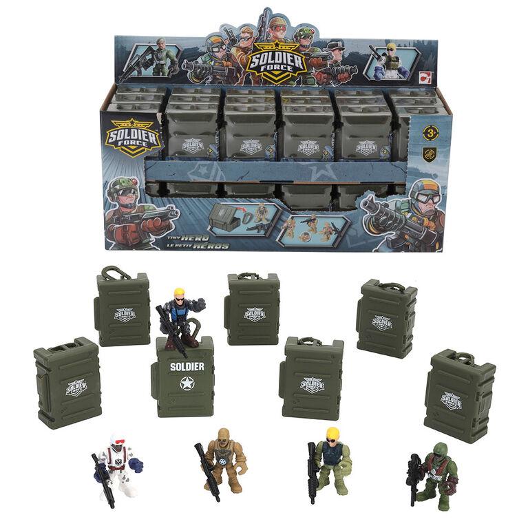 Soldier Force - Pochette Tiny Hero - Notre exclusivité