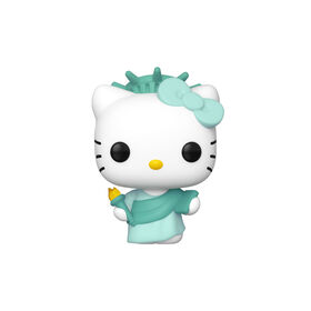 Funko POP! Hello Kitty (Lady Liberty) (NYCC 2019 Limited Edition)