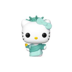 Figurine en vinyle Hello Kitty par Funko POP! (NYCC 2019 édition limitée)