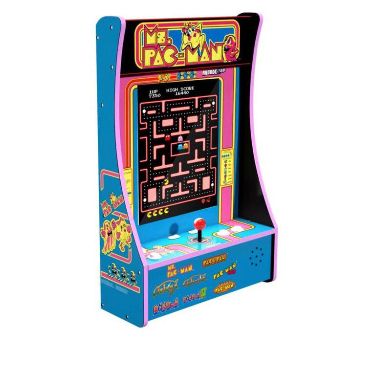Arcade1up MS. PAC-MAN 8-en-1 Party-cade