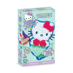 Hello Kitty PlushCraft Mermaid Pillow - R Exclusive