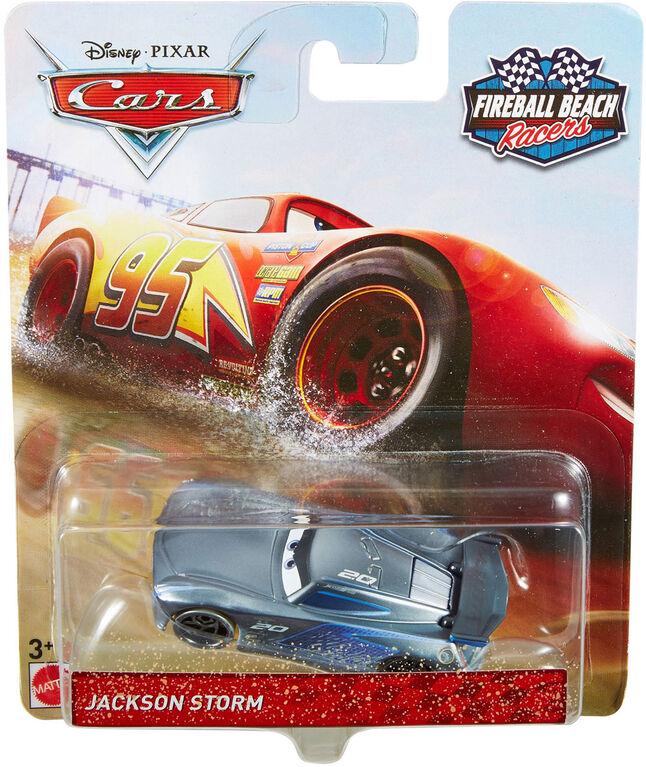 Disney/Pixar Cars Fireball Beach Racers Jackson Storm Vehicle