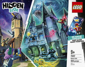 LEGO Hidden Side Mystery Castle 70437