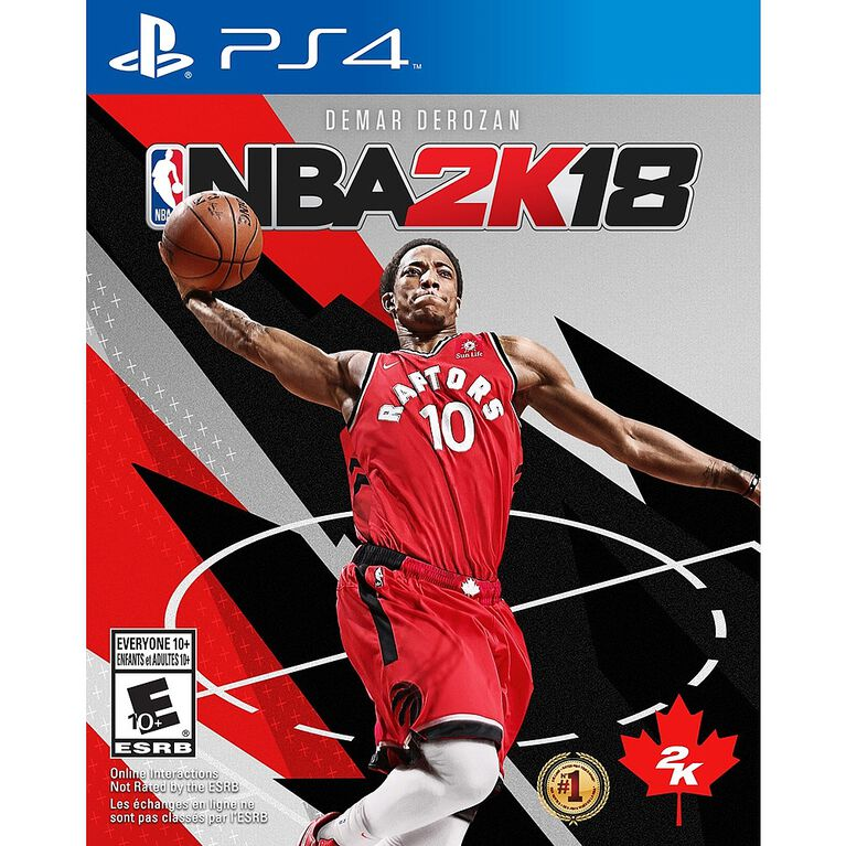 PlayStation 4 - NBA 2K18
