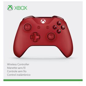Xbox One - manette sans fil - rouge