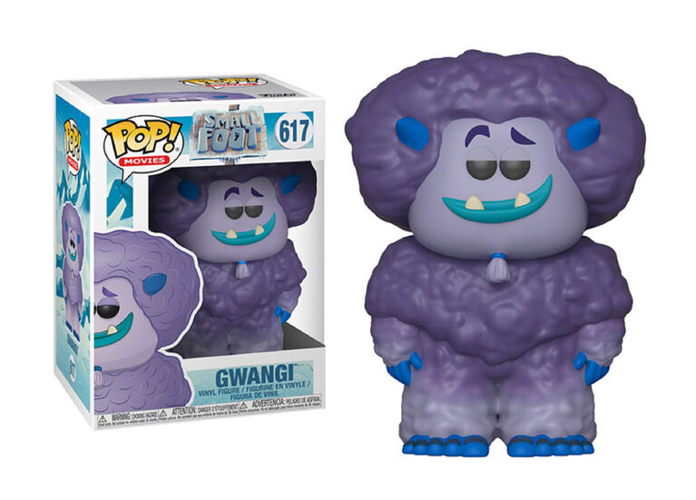 Figurine en Vinyle Gwangi par Funko POP! Small Foot