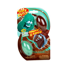 Crayola Silly Scents Silly Putty Mint & Chocolate