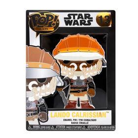 Funko POP! Pin: Star Wars - Lando Calrissian