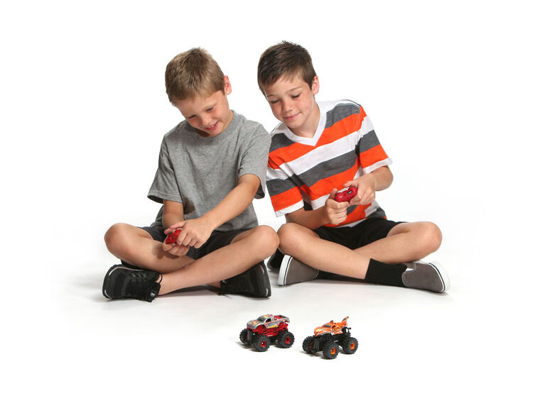 New Bright R/C-Hot Wheels-Racing #1
