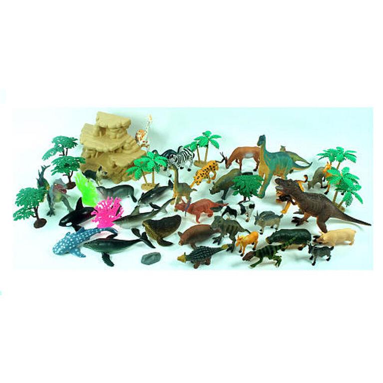 Animal Planet - Sac géant du monde des animaux - Notre exclusivité