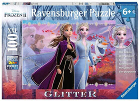 Ravensburger - Disney Frozen 2 - Strong Sisters Puzzle 100pc