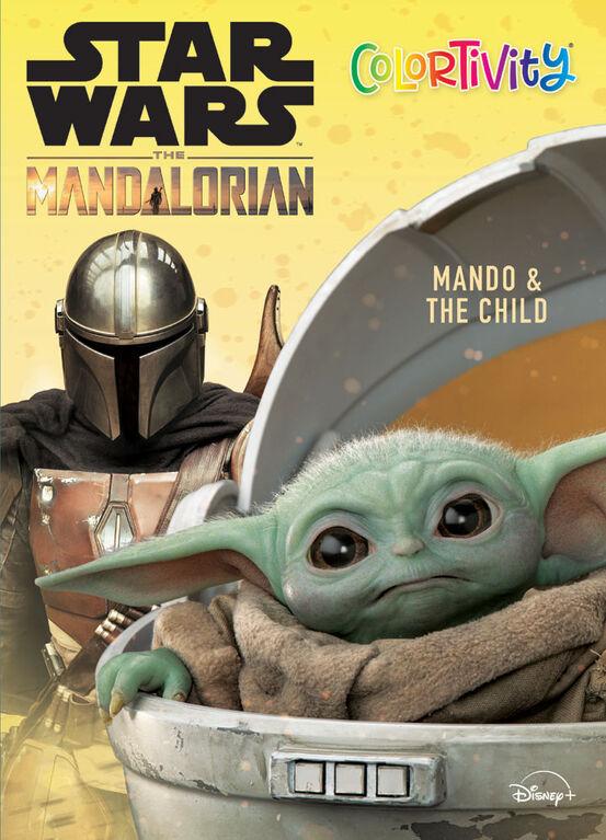 Mando-Mando & the Child 80pg - English Edition