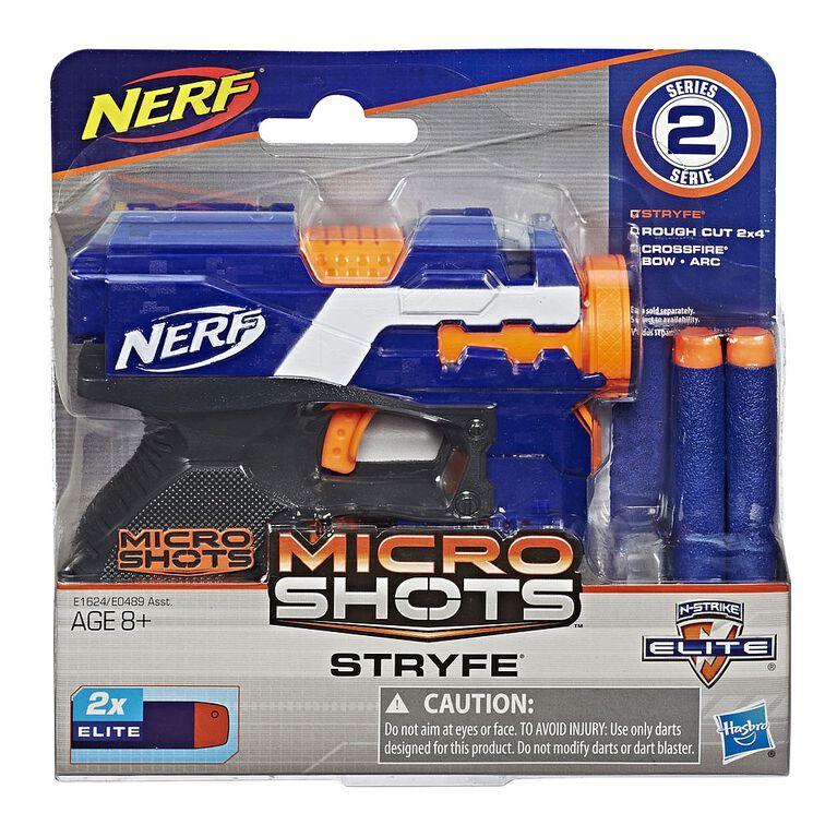 Nerf MicroShots N-Strike Elite - Stryfe