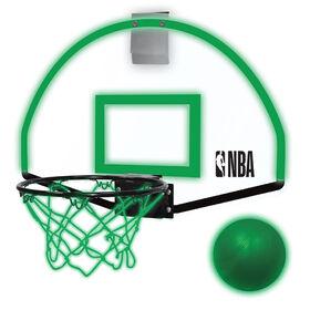 Brillent Dans Le Noir Sur La Porte Ensemble De Cercle - NBA - Notre exclusivité