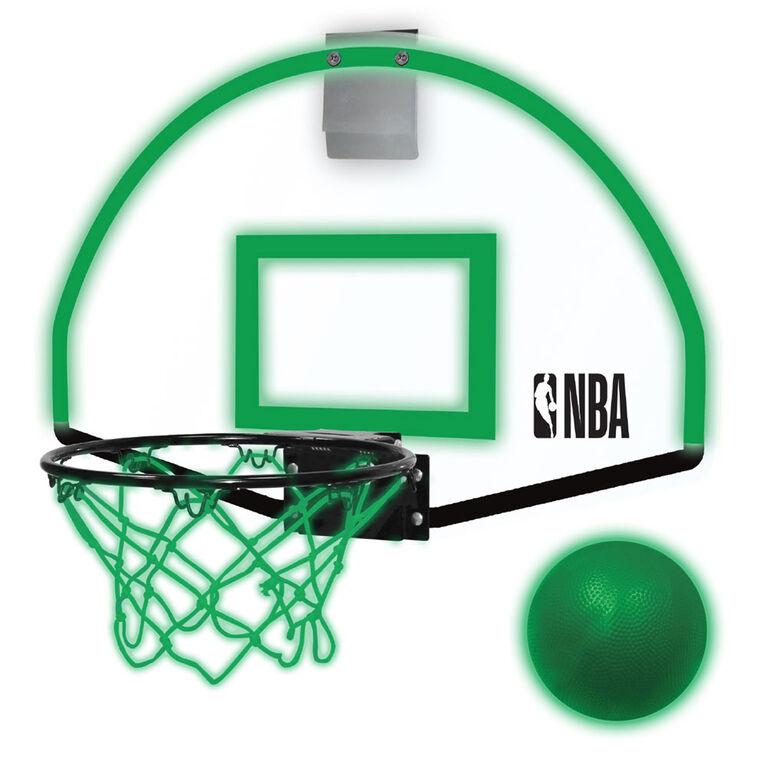 NBA - Glow In The Dark Over-The-Door Hoop Set - R Exclusive