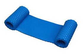 Hamac bleu haut de gamme pour piscine