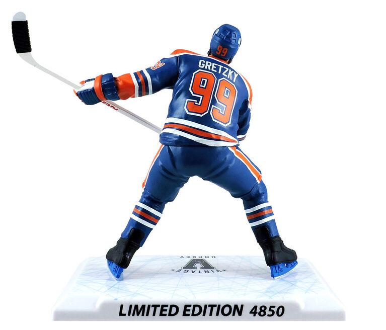 Edmonton Oilers Wayne Gretzky Figur