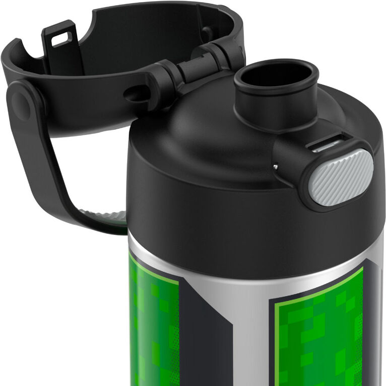 Bouteille Funtainer de Thermos, Minecraft, 470ml