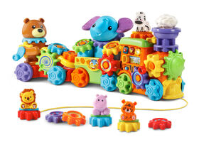 GearZooz™ Roll & Roar Animal Train™ - English Edition