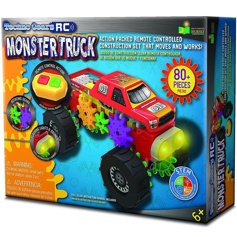 Techno Gears RC Monster Truck