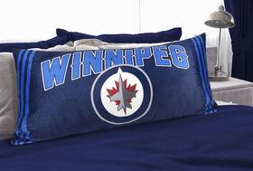 Oreiller de corps de la LNH - Winnipeg Jets
