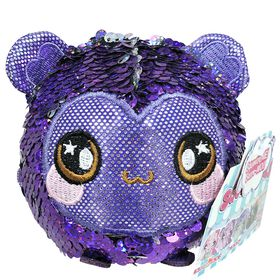 "Squeezamals - 3.5"" Sequins - Monkey"