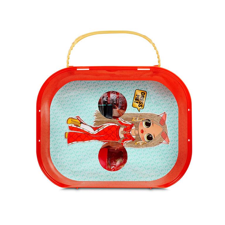 Famille Swag L.O.L. Surprise! O.M.G.: poupée-mannequin de série limitée, poupées et animal avec 45+ surprises - Notre exclusivité