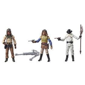 Star Wars The Vintage Collection Episode VI: Return of the Jedi Tatooine Skiff Figure Set