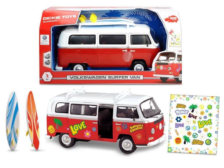 Dickie Toys - Surfer Van