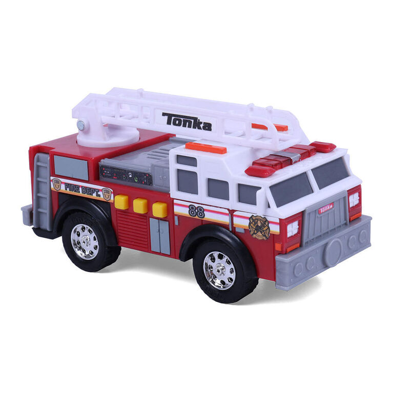 Tonka Minis - Camion d'incendie avec échelle