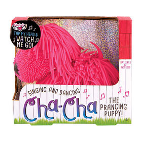 Fashion Angels - Cha Cha The Prancing Dog - Pink - English Edition