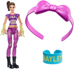 Coffret Méga Fan WWE Superstars - Bayley.