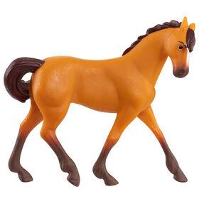 DreamWorks Spirit Riding Free Small Collectible Horse Figure - Spirit