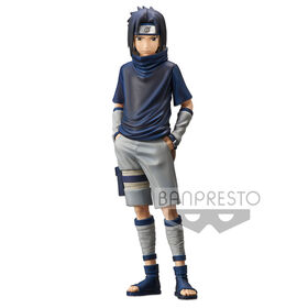 Banpresto - Naruto Grandista Shinobi Relations Uchiha Sasuke #2 Figure